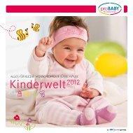 Kinderwelt Katalog - proBABY
