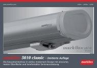 markilux 5010 classic – limitierte Auflage - MikendaPresent