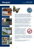 Pflegeleichte Zäune und Tore - Seite 2