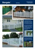Pflegeleichte Zäune und Tore - Seite 4