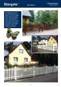 Pflegeleichte Zäune und Tore - Seite 6