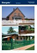 Pflegeleichte Zäune und Tore - Seite 7