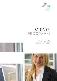 finden Sie weitere Informationen zu unserem Partnerprogramm