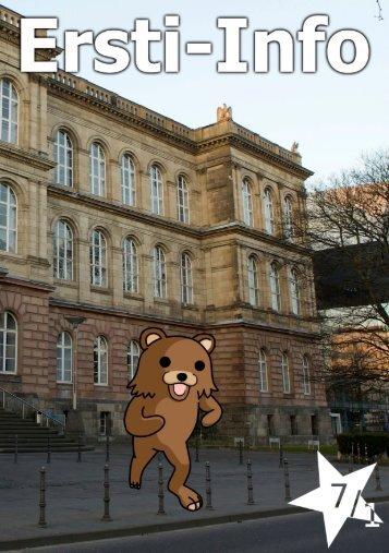ersti-info-2012 - Fachschaft Philosophie 7/1