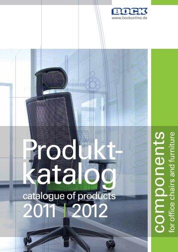 Download-PDF Katalog 2011/2012 - Bock GmbH & Co.