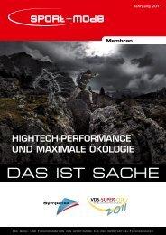 DAS IST SACHE - Sport + Mode