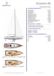 Oceanis 58 - Graf Yachting