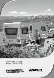 Caravans 1/2009 - Dethleffs