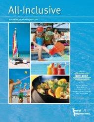 All-Inclusive Brochure - Travel Impressions