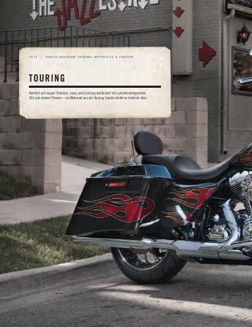 TOURING - Harley-Davidson-Erfurt