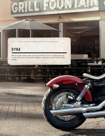 DYNA® - Harley-Davidson Erfurt