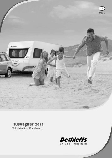 Husvagnar 2012 - Codat Husbilar AB
