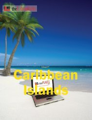 Mexico and the Caribbean - micePLACES