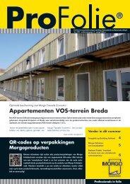 Profolie juni 2012 - Morgo Folietechniek