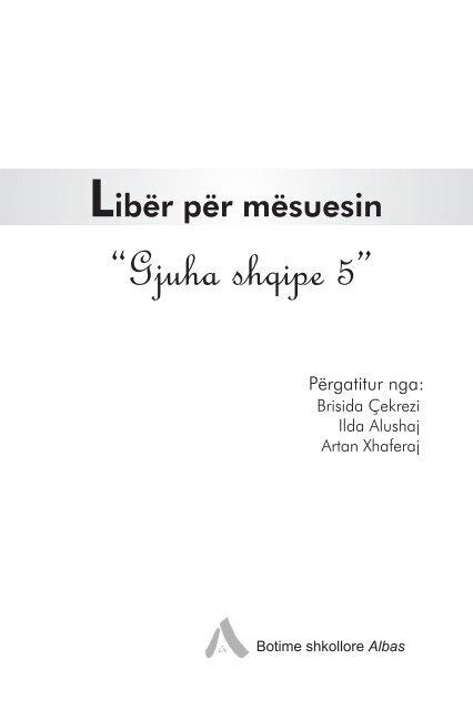 Shqipe gjuhes pdf e fonetika