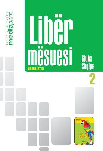 Gjuha shqipe 2 - Media Print