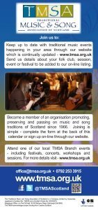 TMSA Event Calendar 2013 - Traditional Music and Song ... - Page 2