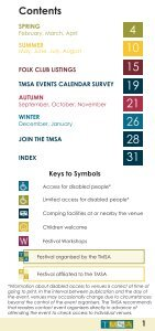 TMSA Event Calendar 2013 - Traditional Music and Song ... - Page 3