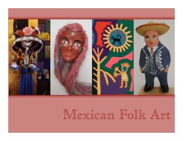 Mexican Folk Art - Home