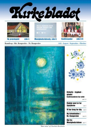 Kirkebladet - Kirkeportal