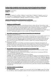 Verslag raadsvergadering 2 oktober 2008 - Gemeente Franekeradeel