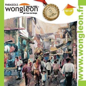 Télécharger le catalogue - Wongleon.fr