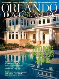 Orlando Homes & Leisure October 2010 - Kay Green Design Inc.