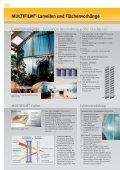 MULTIFILM®-Lamellen- und Flächenvorhänge - Seite 2