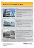 MULTIFILM®-Lamellen- und Flächenvorhänge - Seite 4