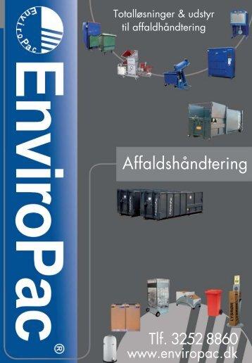 Affaldshåndtering - EnviroPac