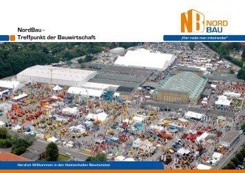 NordBau - Treffpunkt der Bauwirtschaft