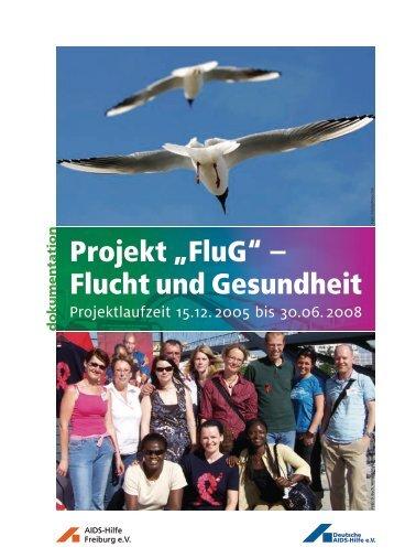 """Projekt """"FluG"""" – Flucht und Gesundheit - Deutsche AIDS-Hilfe e.V."""