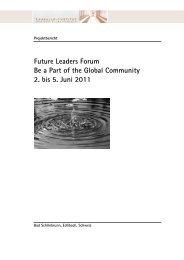 Projektbericht 2011 - Lassalle-Institut