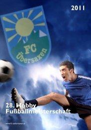 28. Hobby Fußballmeisterschaft 2011