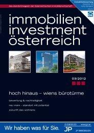 immobilien investment oesterreich 3-2012.pdf - DMV - della lucia ...