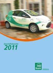 Geschäftsbericht 2011 - PSD Bank RheinNeckarSaar eG