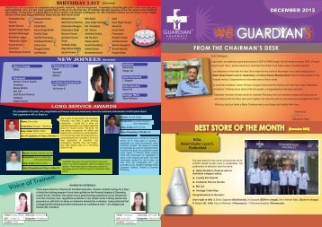 DECEMBER 2012 a - Guardian Lifecare