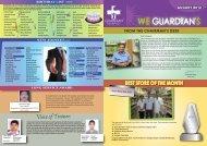 AUGUST 2012 A smallest - Guardian Lifecare