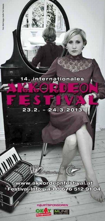 Akkordeon FestivAl - Internationales Akkordeonfestival Wien