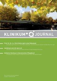 Ausgabe 3 | 2010 - Klinikum Ingolstadt