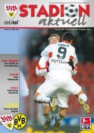 Felix Magath Porträt Intern Borussia Dortmund - HefleswetzKick