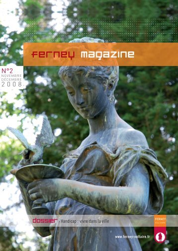 ferney magazine - Ville de Ferney-Voltaire