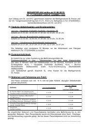 BEDARFSPLAN (gültig ab 01.08.2012) ST. FLORIANER ANRUF ...