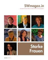 Starke Frauen - SW Magaz.in