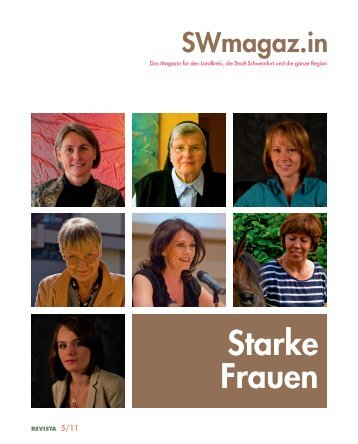 Starke Frauen - SW Magaz.in