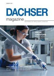 Edition 01/2011 - Dachser
