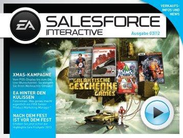 Komplettes Magazin drucken - EA Salesforce