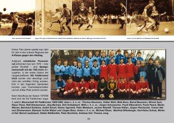 2. Teil (Seite 11-20) - SV Feldkirchen 1910
