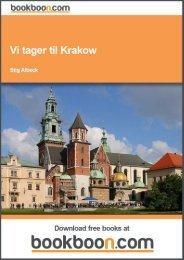 Vi tager til Krakow - forfatteren Stig Albeck