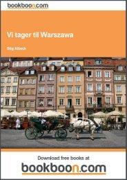Vi tager til Warszawa - forfatteren Stig Albeck